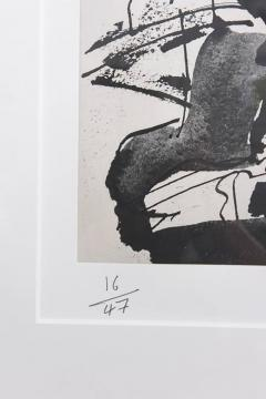Malcolm Morley Malcolm Morley Abstract Expressionist Lithograph 1983 - 348348