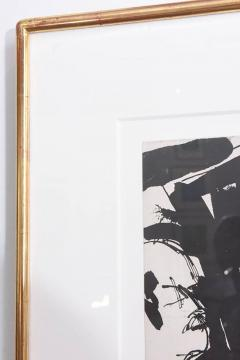 Malcolm Morley Malcolm Morley Abstract Expressionist Lithograph 1983 - 348350