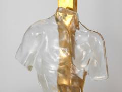 Male Torso Murano Lamp - 1681382