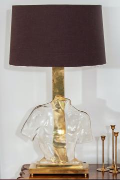 Male Torso Murano Lamp - 1681396