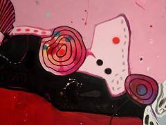 Malgosia Kiernozycka Arigato Diptych Acrylic on Canvas - 1021031