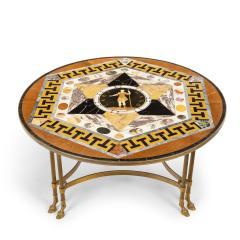 Maltese Specimen Marble Table Top Attributed to Darmanin of Malta - 1047158