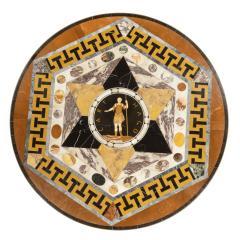 Maltese Specimen Marble Table Top Attributed to Darmanin of Malta - 1047161
