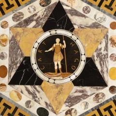 Maltese Specimen Marble Table Top Attributed to Darmanin of Malta - 1047163