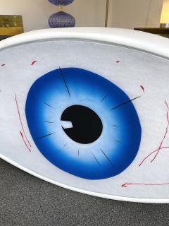 Man Ray Bench Eye Le Temoin by Man Ray for Studio Simon Italy 1971 - 2126787