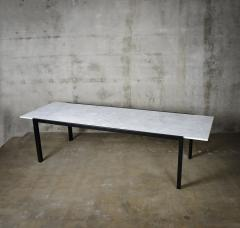 Marble Top Dining Table - 183956