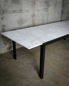 Marble Top Dining Table - 183958