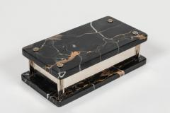 Marble and Nickel Box - 1347793