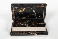 Marble and Nickel Box - 1347797