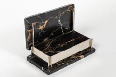 Marble and Nickel Box - 1347798