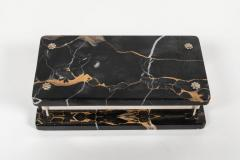 Marble and Nickel Box - 1347804
