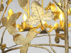 Marc Bankowsky Vines Pendant lighting in gilded bronze by Marc Bankowsky - 1059949