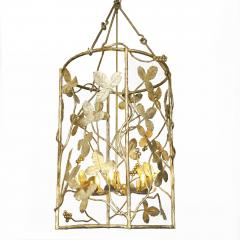 Marc Bankowsky Vines Pendant lighting in gilded bronze by Marc Bankowsky - 1059950