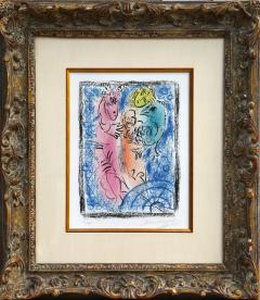 Marc Chagall Le Pie ge M 355  - 193937