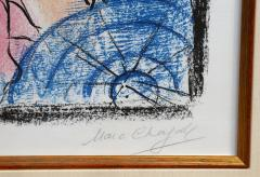 Marc Chagall Le Pie ge M 355  - 193938