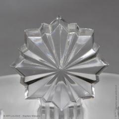 Marc Lalique A Lalique Commette Vase Designed By Marc Lalique In 1940 - 1453637