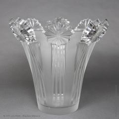 Marc Lalique A Lalique Commette Vase Designed By Marc Lalique In 1940 - 1453638