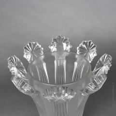 Marc Lalique A Lalique Commette Vase Designed By Marc Lalique In 1940 - 1453639