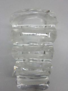 Marc Lalique Rare French MId Century Modern Vase by Marc Lalique - 1844231