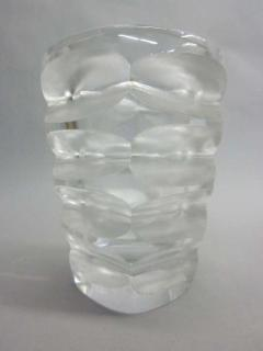 Marc Lalique Rare French MId Century Modern Vase by Marc Lalique - 1844232