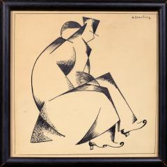 Marc Sterling Cubist Couple - 1218528