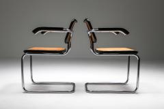 Marcel Breuer Cesca dining chairs B64 Marcel Breuer for Thonet 1992 - 1480883