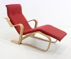 Marcel Breuer Iconic Marcel Breuer Bentwood Lounge Chair - 980051