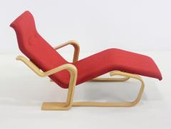 Marcel Breuer Iconic Marcel Breuer Bentwood Lounge Chair - 980052