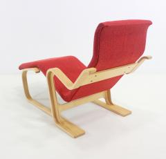 Marcel Breuer Iconic Marcel Breuer Bentwood Lounge Chair - 980053