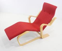 Marcel Breuer Iconic Marcel Breuer Bentwood Lounge Chair - 980054