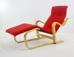 Marcel Breuer Iconic Marcel Breuer Bentwood Lounge Chair - 980056