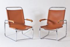Marcel Breuer Marcel Breuer B 35 Lounge Chairs - 169464