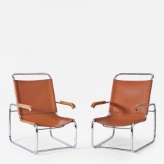 Marcel Breuer Marcel Breuer B 35 Lounge Chairs - 277846
