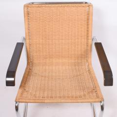Marcel Breuer Pair B35 Marcel Breuer easy chairs - 958478