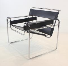 Marcel Breuer Pair of Wassily Chairs Designed by Marcel for Breuer for Knoll - 1773211