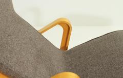 Marcel Breuer Reclining Chaise Longue by Marcel Breuer for Gavina - 1508870