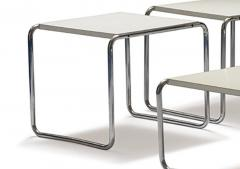 Marcel Breuer Set of Marcel Breuer Laccio Side Tables and Coffee Table - 947214