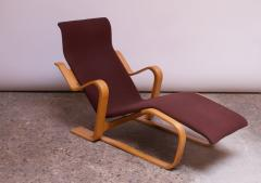 Marcel Breuer Vintage Marcel Breuer Bent Plywood Chaise Longue Long Chair for Knoll - 1555226