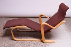 Marcel Breuer Vintage Marcel Breuer Bent Plywood Chaise Longue Long Chair for Knoll - 1555231