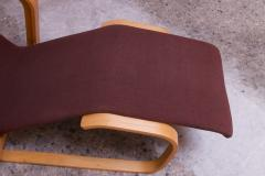 Marcel Breuer Vintage Marcel Breuer Bent Plywood Chaise Longue Long Chair for Knoll - 1555237