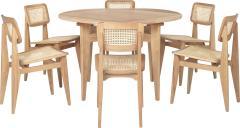 Marcel Gascoin Marcel Gascoin C Chair Dining Chair in American Walnut - 1691993
