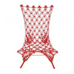 Marcel Wanders Limited Edition Rouge Knotted Chair by Marcel Wanders - 502288