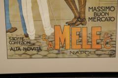 Marcello Dudovich Belle Epoque Italian Fashion Art Lithographic Poster by Marcello Dudovich - 1700605