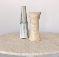 Marcello Fantoni Ceramic Polychrome Vase Italy Raymor Attributed to Marcello Fantoni - 2031436