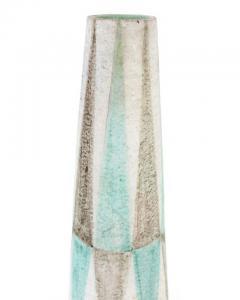 Marcello Fantoni Ceramic Polychrome Vase Italy Raymor Attributed to Marcello Fantoni - 2031438