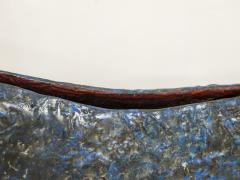 Marcello Fantoni Ceramic sculpture Toro Blu by Marcello Fantoni 1959 - 1050682