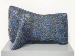 Marcello Fantoni Ceramic sculpture Toro Blu by Marcello Fantoni 1959 - 1050686