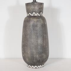 Marcello Fantoni Fantoni Ceramic Deco Style Lamp - 458221