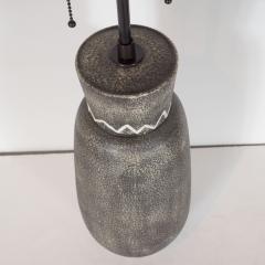Marcello Fantoni Fantoni Ceramic Deco Style Lamp - 458226