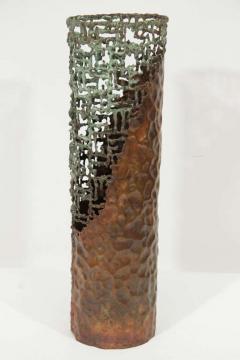 Marcello Fantoni Fantoni Hammered Copper Vessel - 883231
